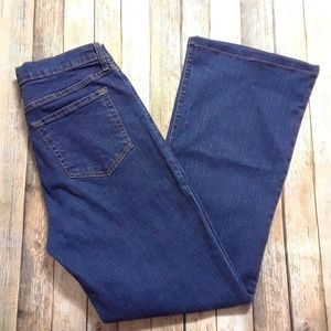 NYDJ Highwaisted Bootcut Jeans Size 8